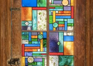 Portfolio kate grady stained glass stained glass door planetlyrics Gallery